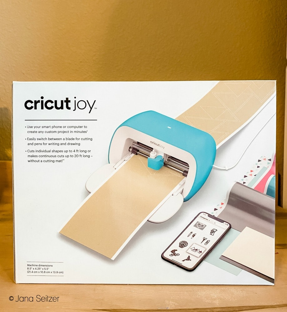 cricut joy in box