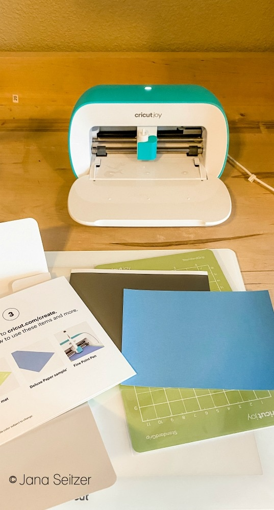 cricut joy set up