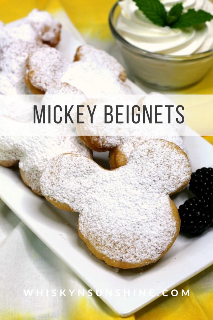 Mickey Beignets