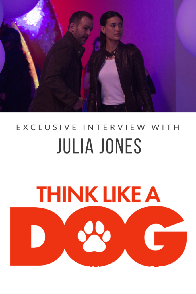 Exclusive Interview with Julia Jones