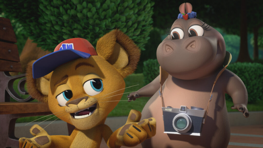 Dreamworks Animation Madagascar: A Little Wild