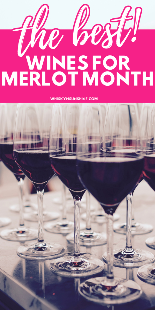 best wines for merlot month