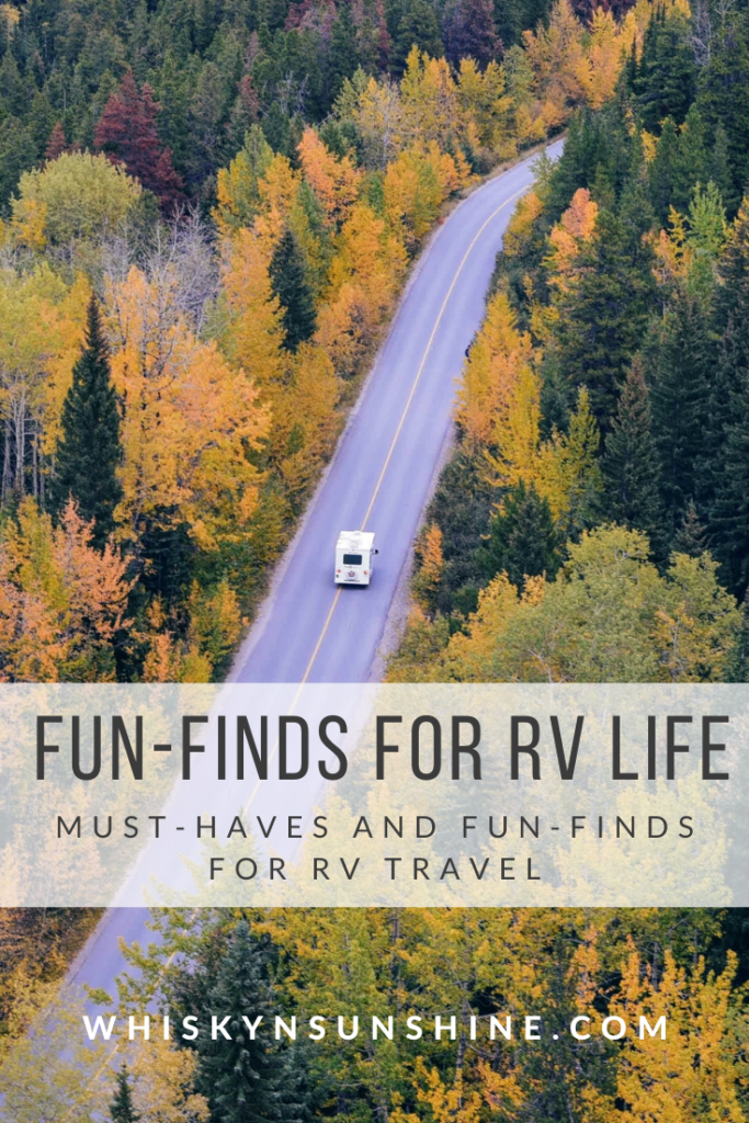 Fun-Finds for RV Life