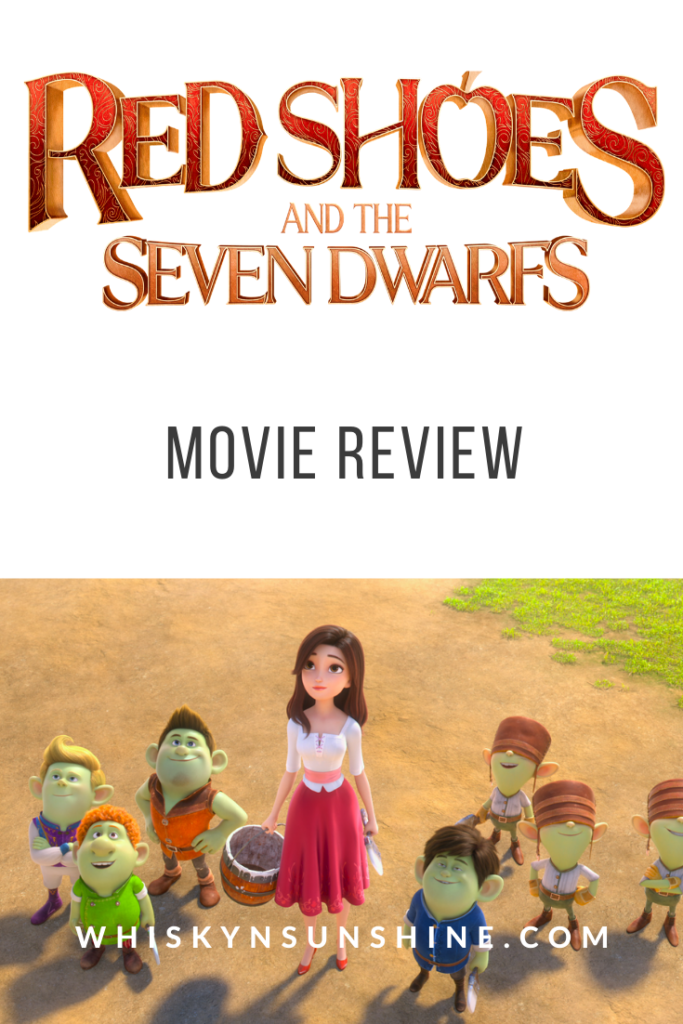 red shoes and the seven dwarfs review