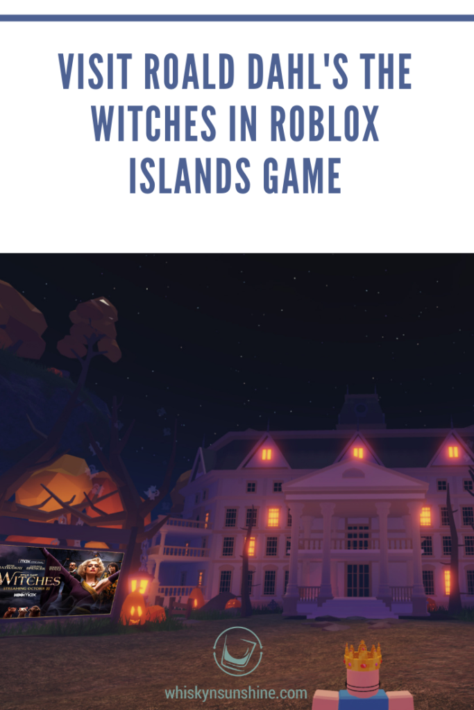 Visit Roald Dahls The Witches in Roblox Islands Game