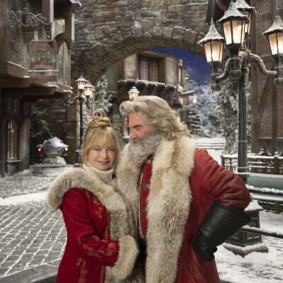 The Christmas Chronicles: Part Two in select theaters November and on Netflix November 25