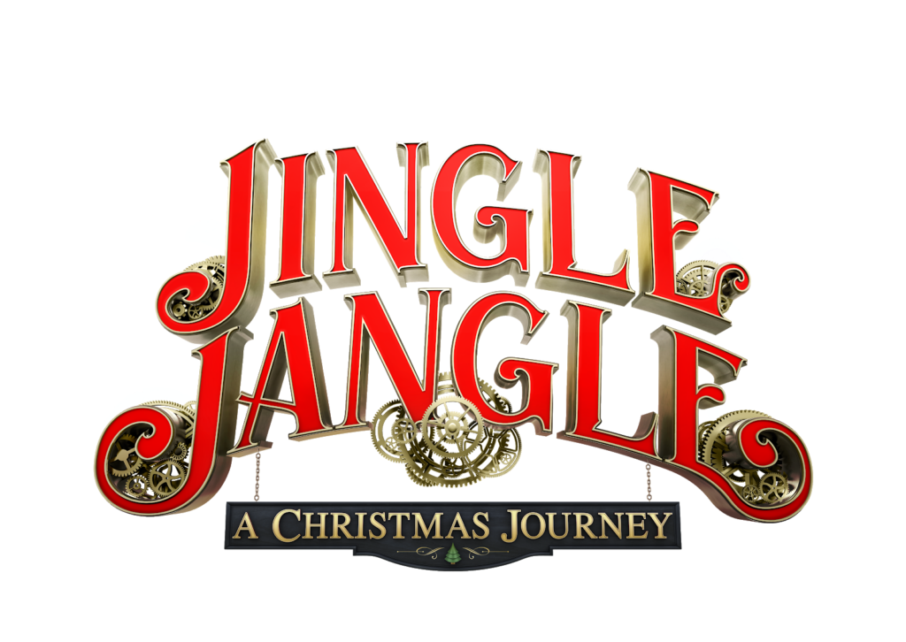 JINGLE JANGLE: A CHRISTMAS JOURNEY logo