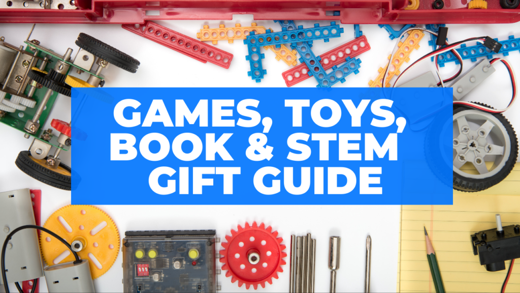 Games, Toys, Book, and STEM Gifts Holiday 2020