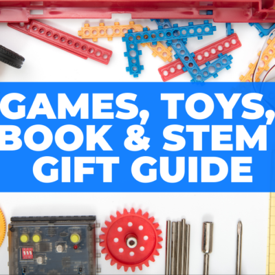 Games, Toys, Book, and STEM for the 2020 Holiday Season