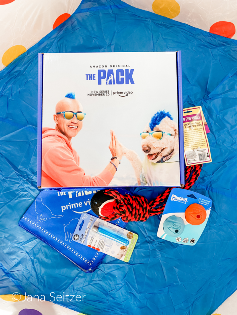 The Pack on Amazon Prime Video