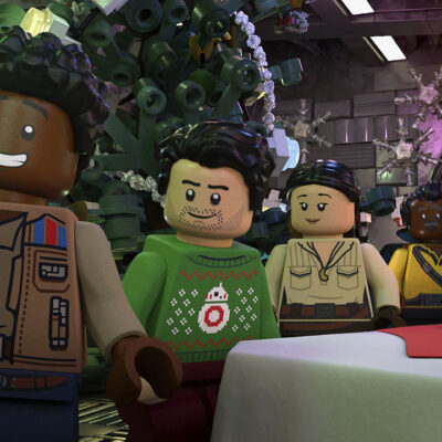 Best Quotes from LEGO Star Wars Holiday Special