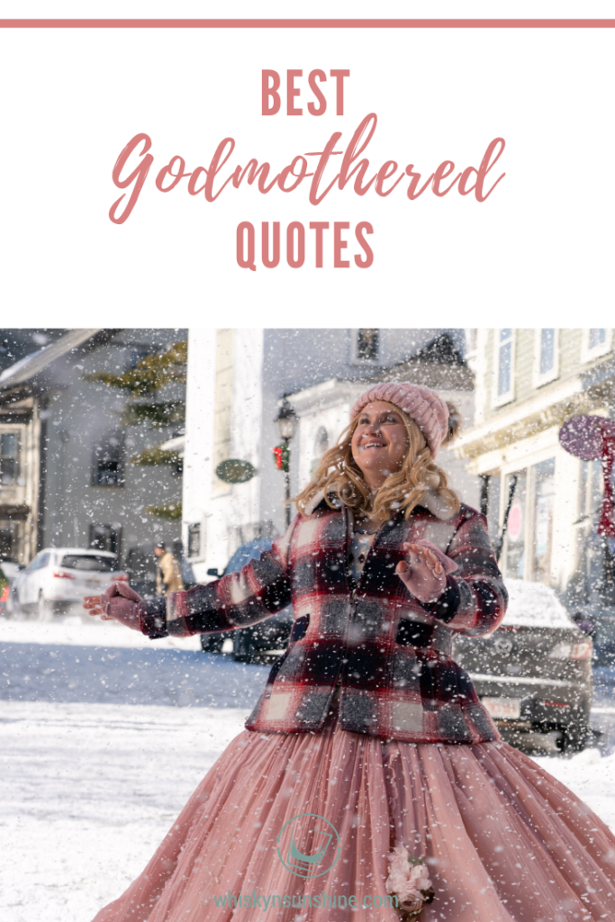 Best Quotes from Godmothered On Disney Plus