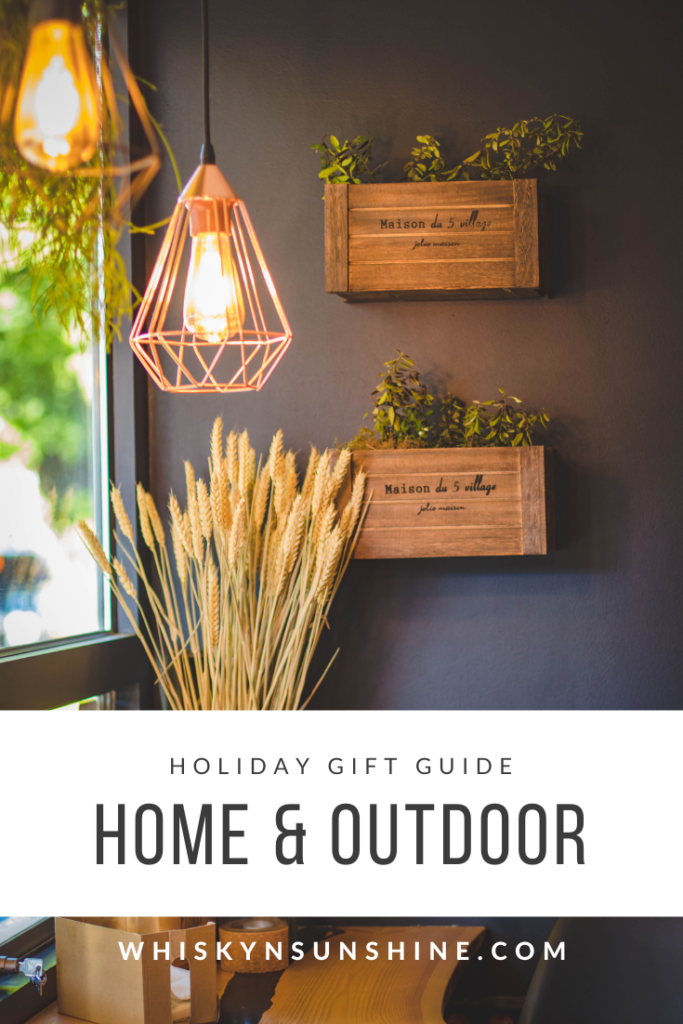Gifts for Home and Outdoor Living - 2020 Holiday Gift Guide