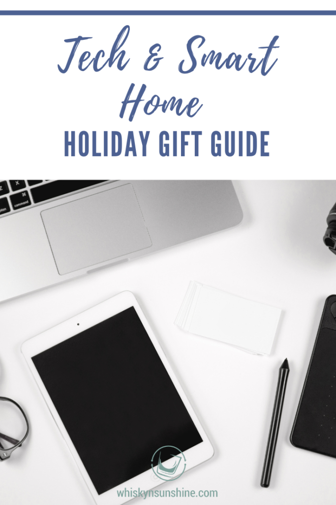 Tech and Smart Home Gifts - Holiday Gift Guide 2020