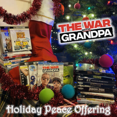 The War With Grandpa Holiday Peace Offering *Giant Giveaway*