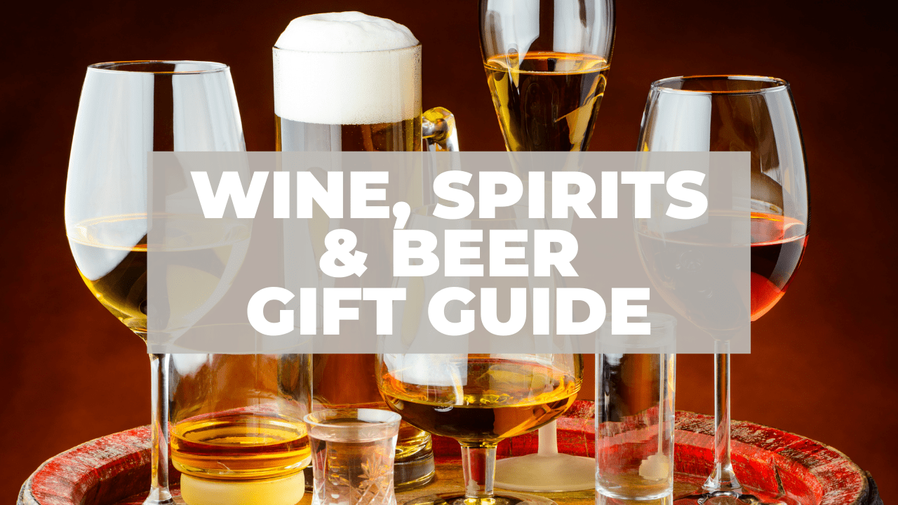 Wine, Spirits, and Beer for 2020 Holiday Cheer