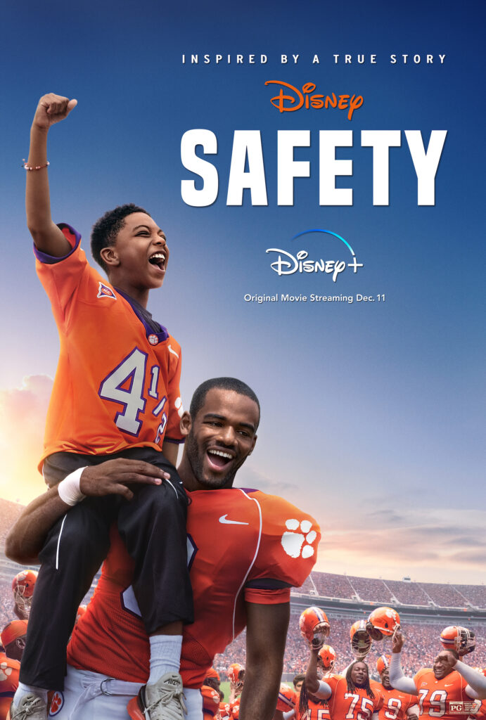 safety film poster