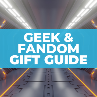 Geek and Fandom Holiday Gift Guide 2020