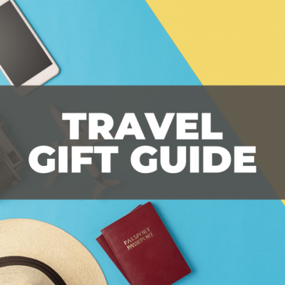 Travel Gift Guide – 2020