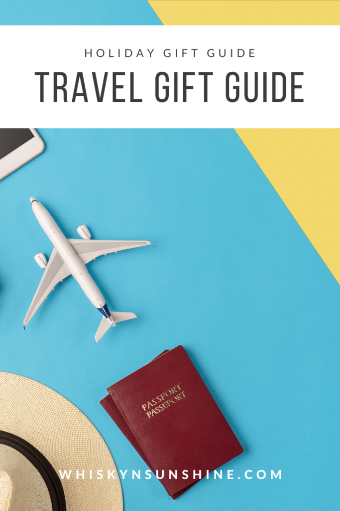 travel gift guide 2020