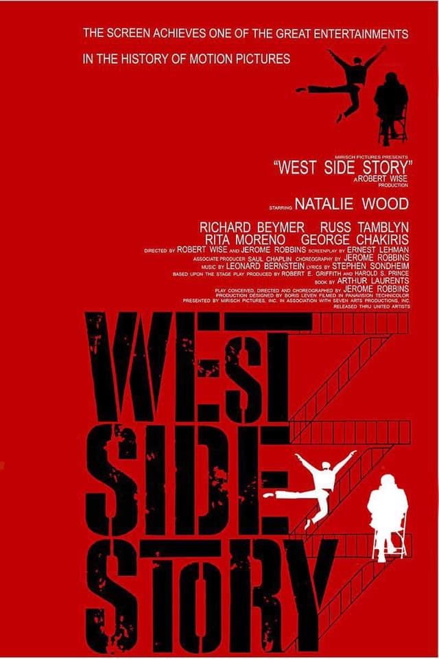 west side story bernie meme