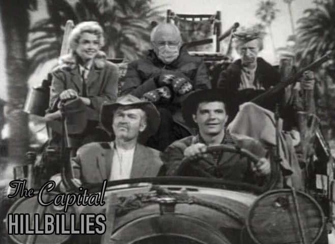 hillbillies bernie meme