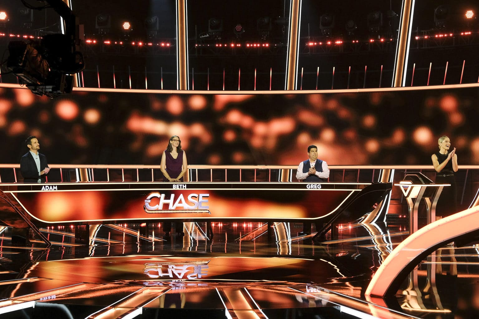 The Chase on ABC