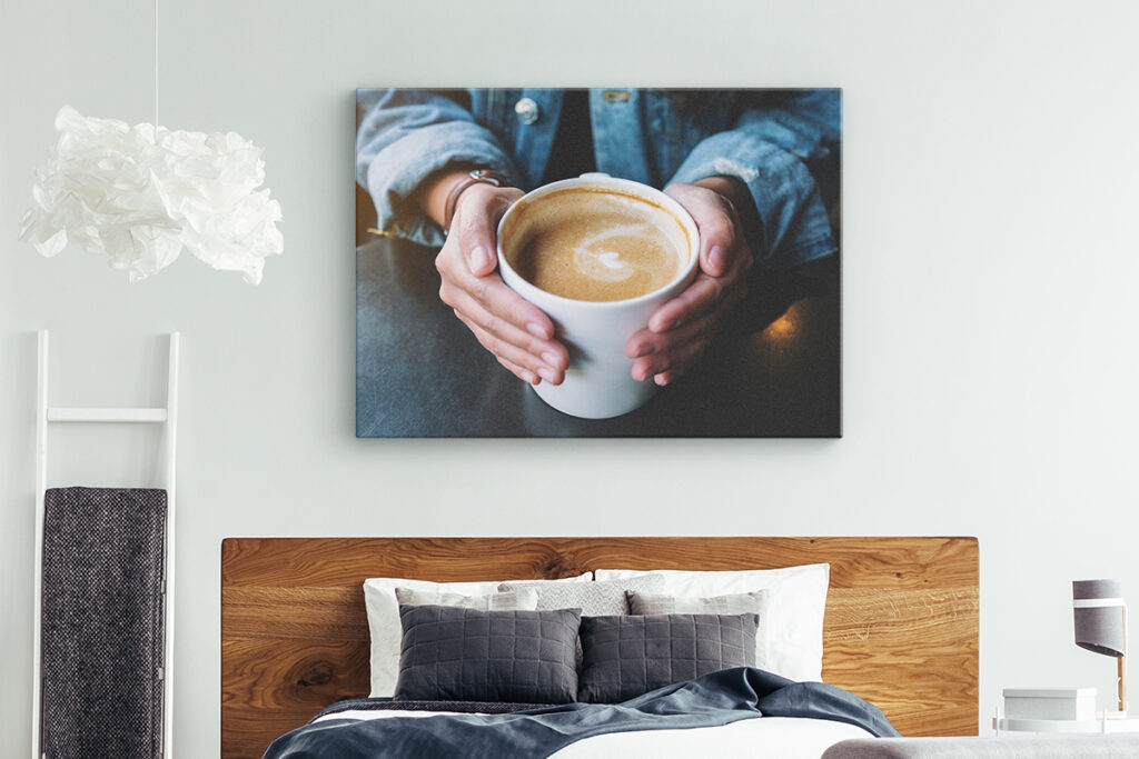 home art gallery print
