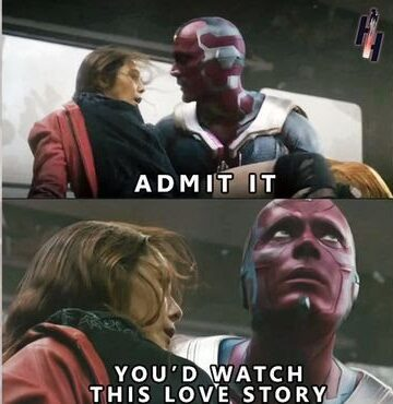 love story meme