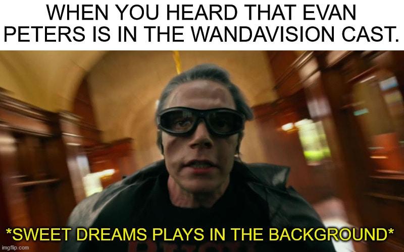 even peter wandavision meme