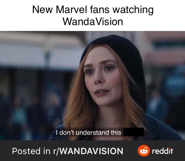 wandavision is confusing