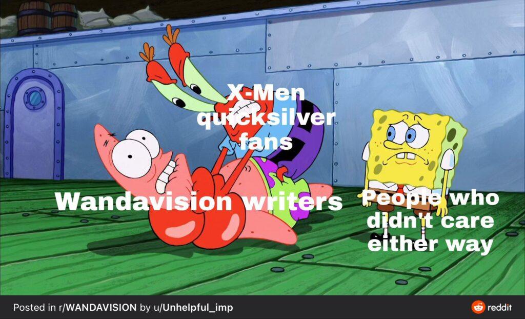 wandavision and xmen fans