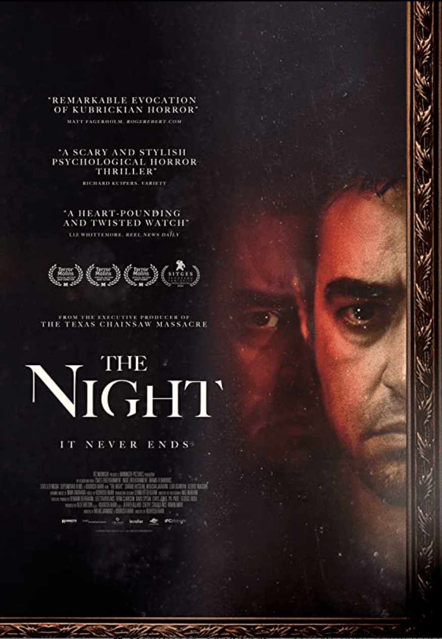 the night promo poster