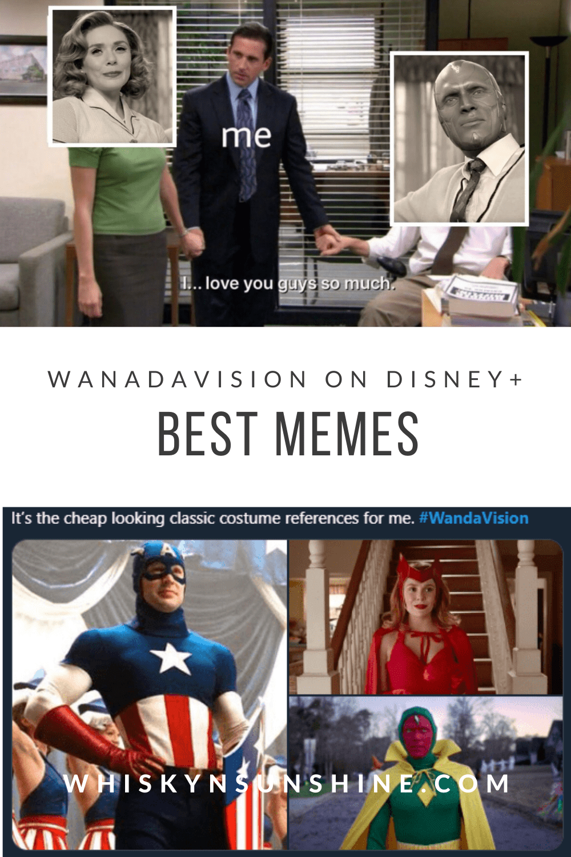 Best WandaVision Memes