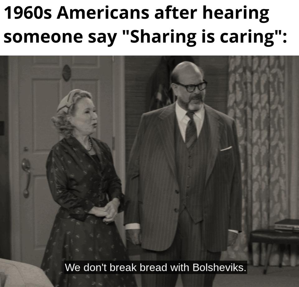 break bread meme