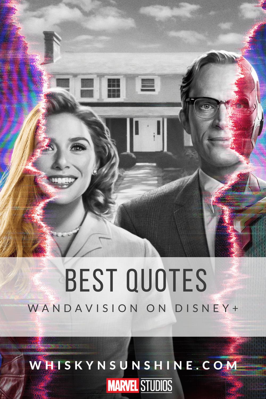 best quotes marvel's wandavision
