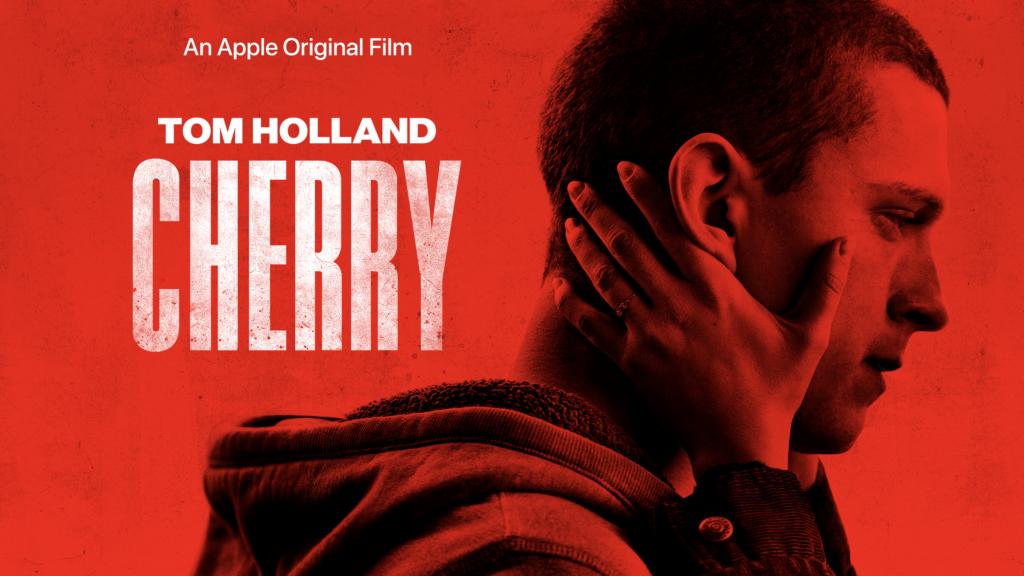 Cherry art Apple TV