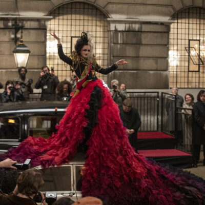 An Interview with Emma Stone and Emma Thompson  for Cruella – The Emmas Spill the Tea About Cruella