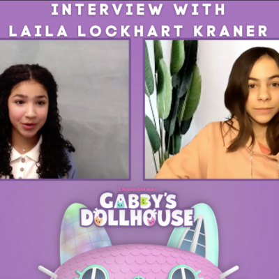 INTERVIEW with Laila Lockhart Kraner of Gabby's Dollhouse