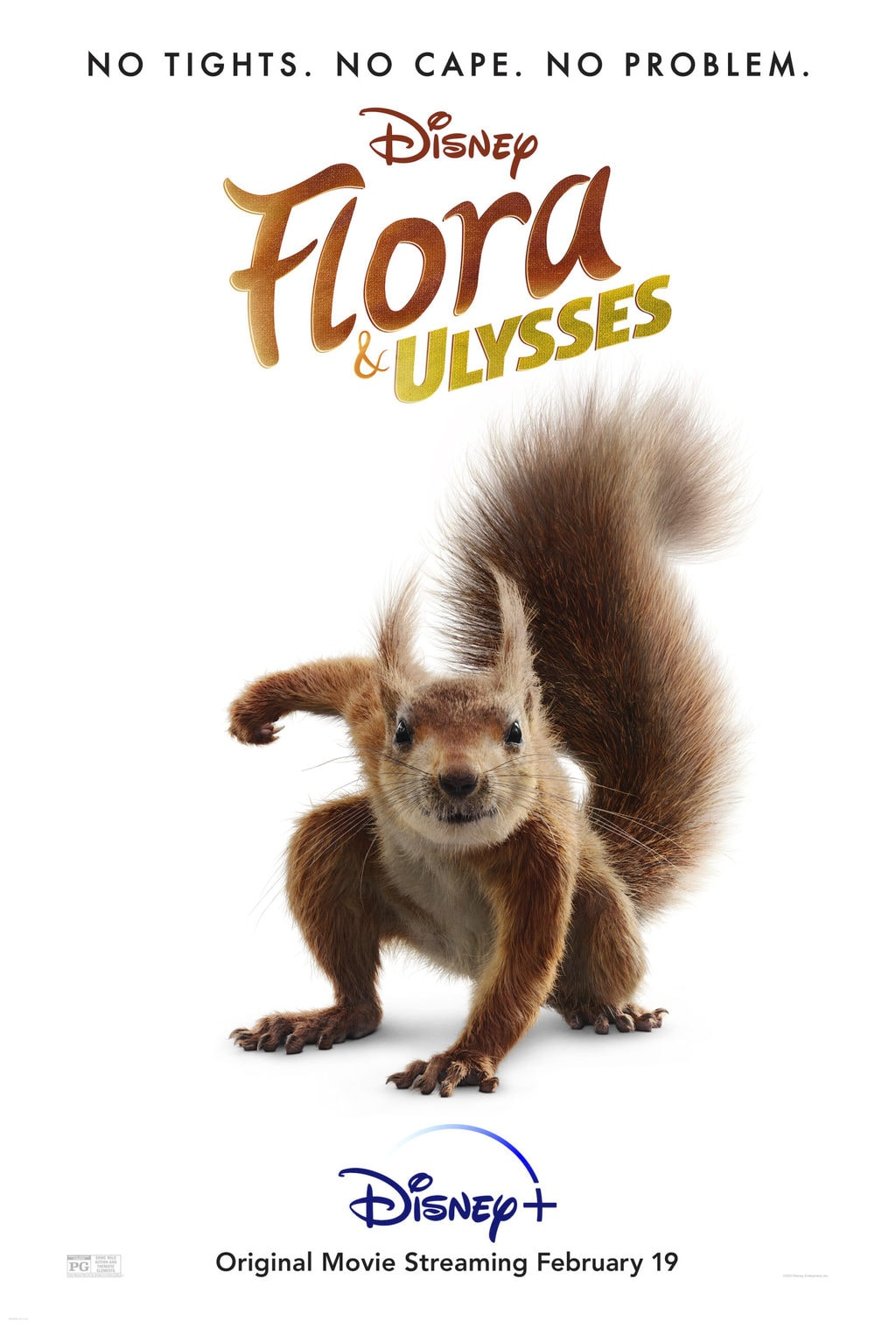 flor and ulysses poster