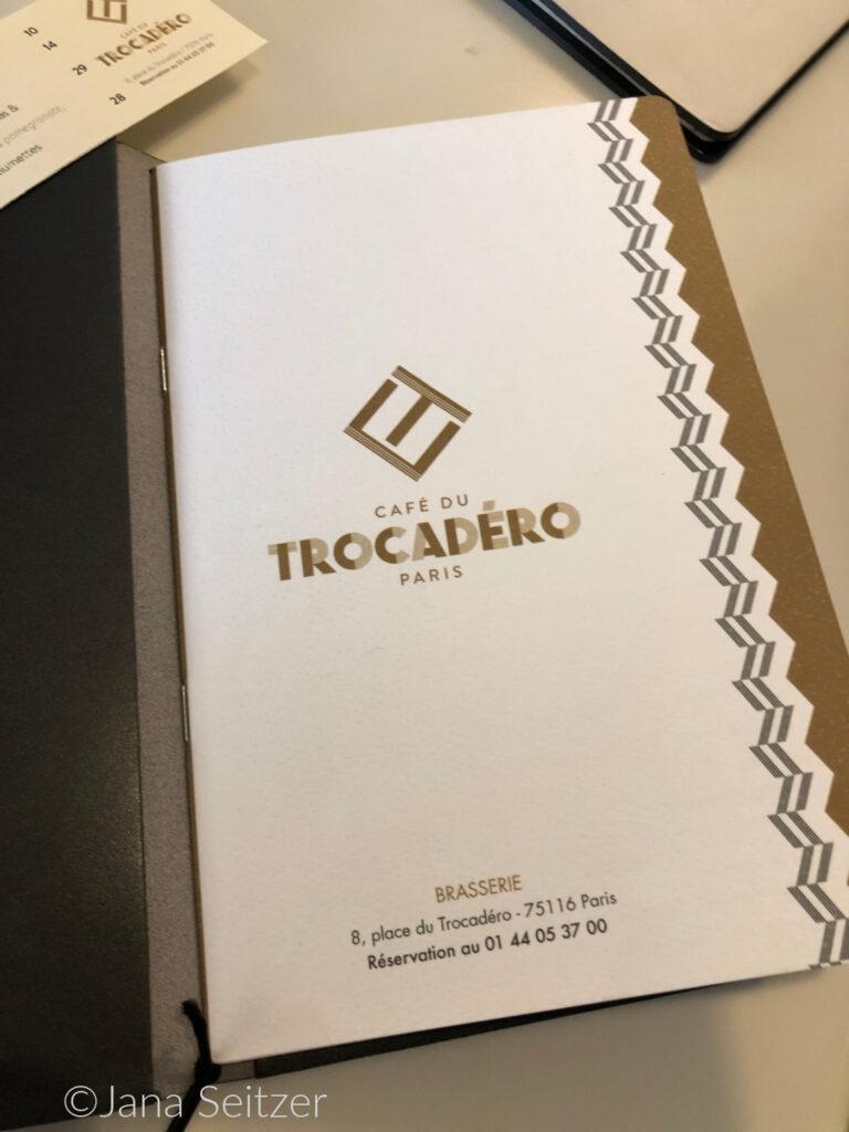 Cafe du Trocadéro