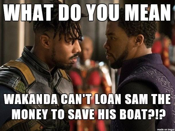 fatws loan meme