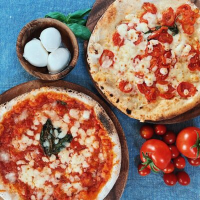 Talia di Napoli – The Healthy Pizza