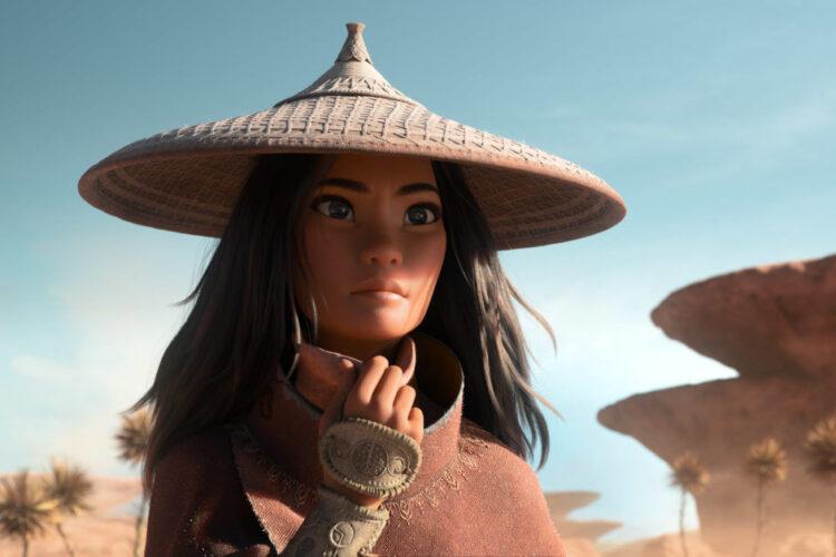 Closing Spotlight: Raya and the Last Dragon