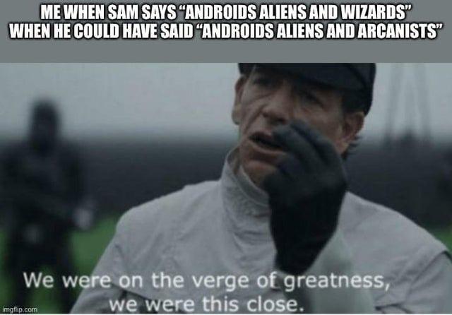 archanists meme