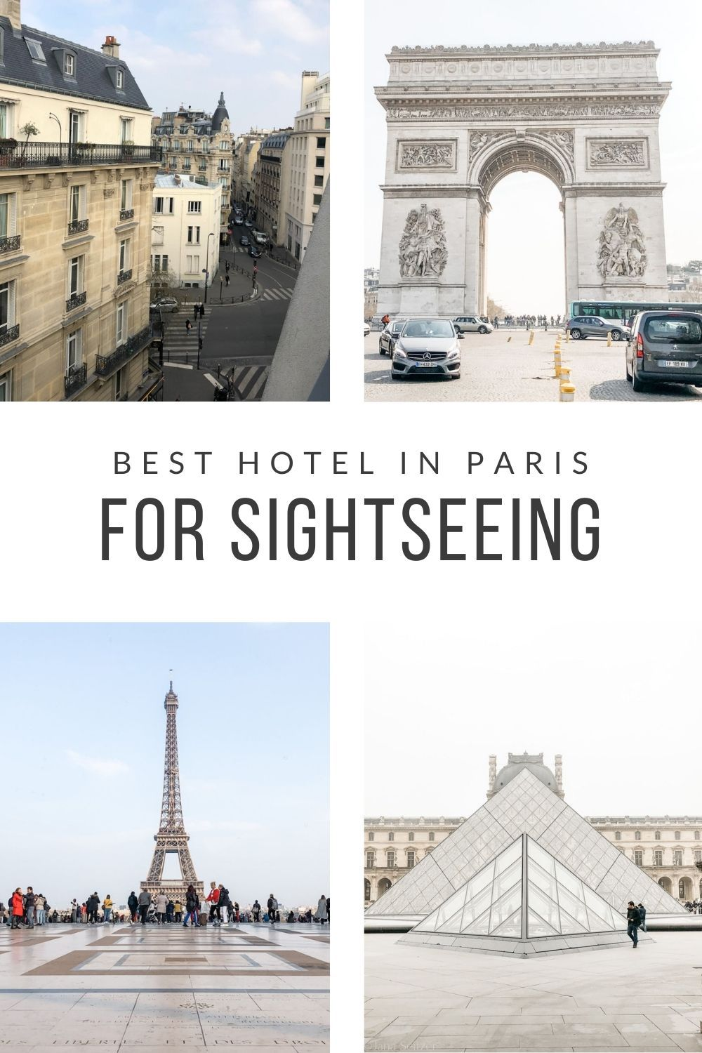 best hotel in paris for sightseeing