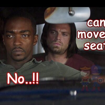 Best Memes from The Falcon and the Winter Soldier