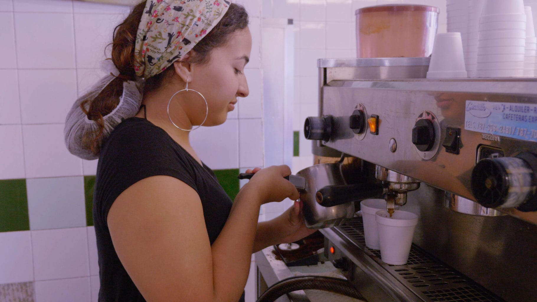 Alondra Toledo, co-founder of UnderstHand. Photo: Future of Work Film Inc.