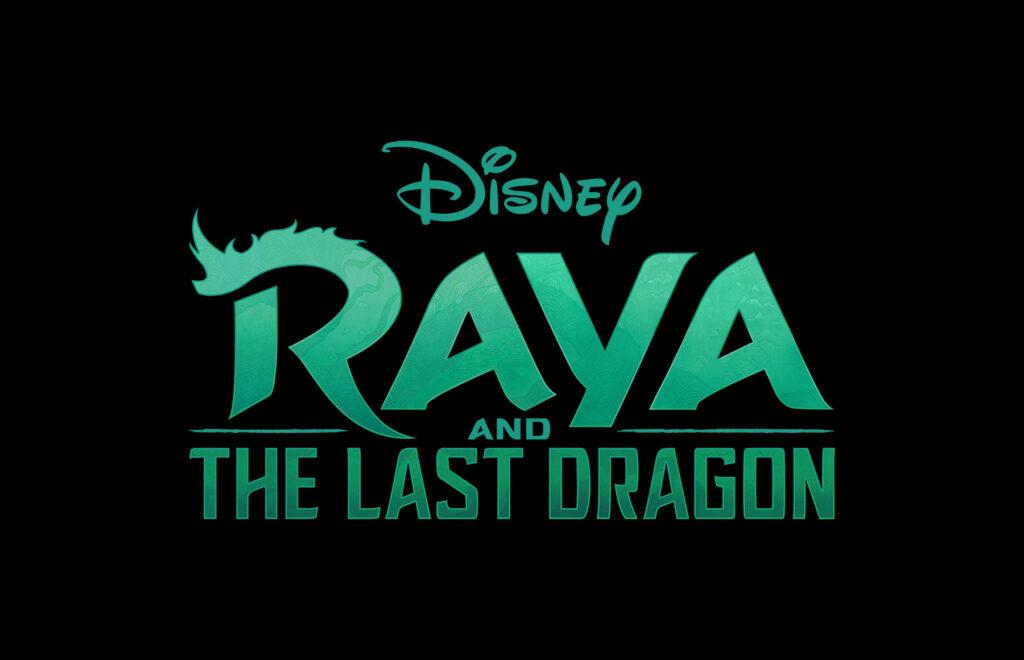 raya and the last dragon logo