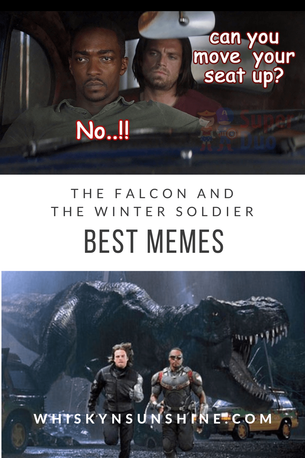 the falcon and the winter soldier best memes